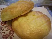 メロンちゃんのメロンパン