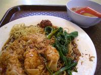 水餃麺@ニュー・ブギス・ストリート