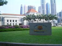 シンガポールの国会議事堂